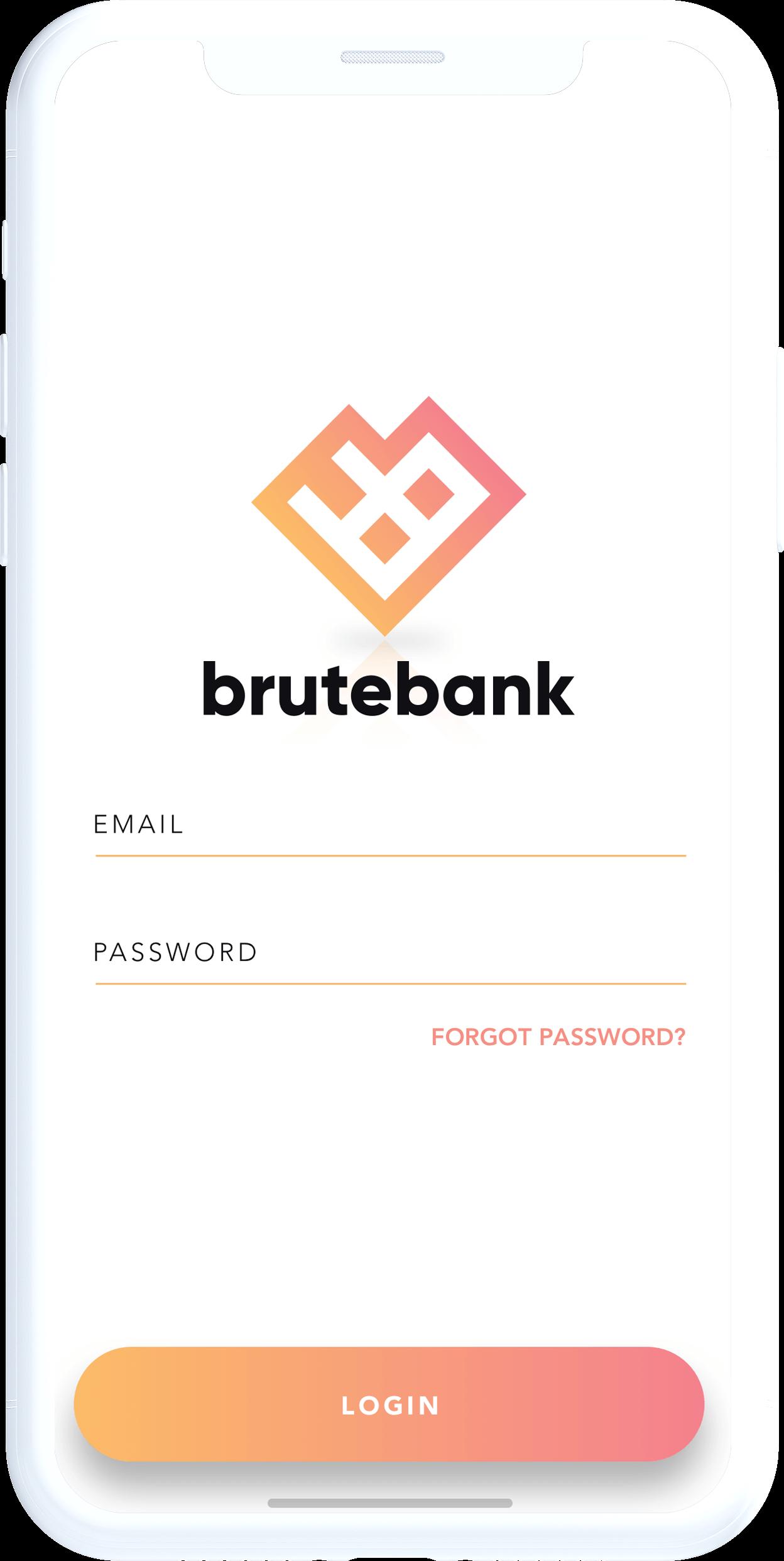 BruteBank iOS