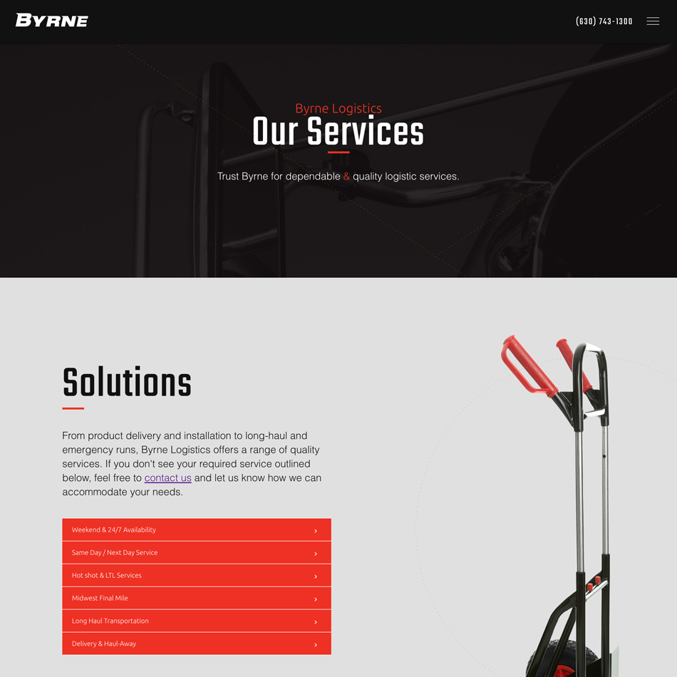 Byrne Services