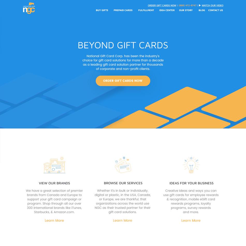 NGC Corp Web