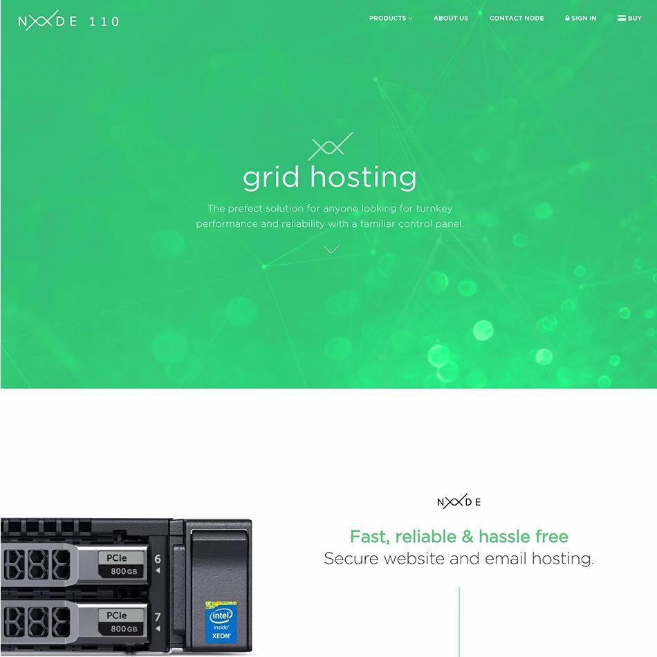 Grid Hosting