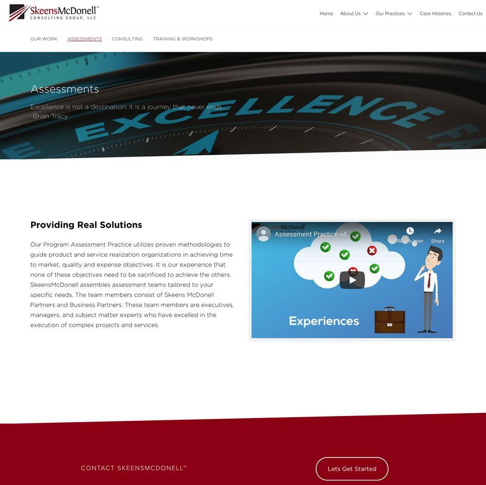 SkeensMcDonell Web